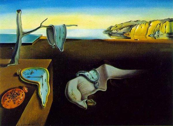 salvador-dali-persistence-of-memory-clocks-meaning